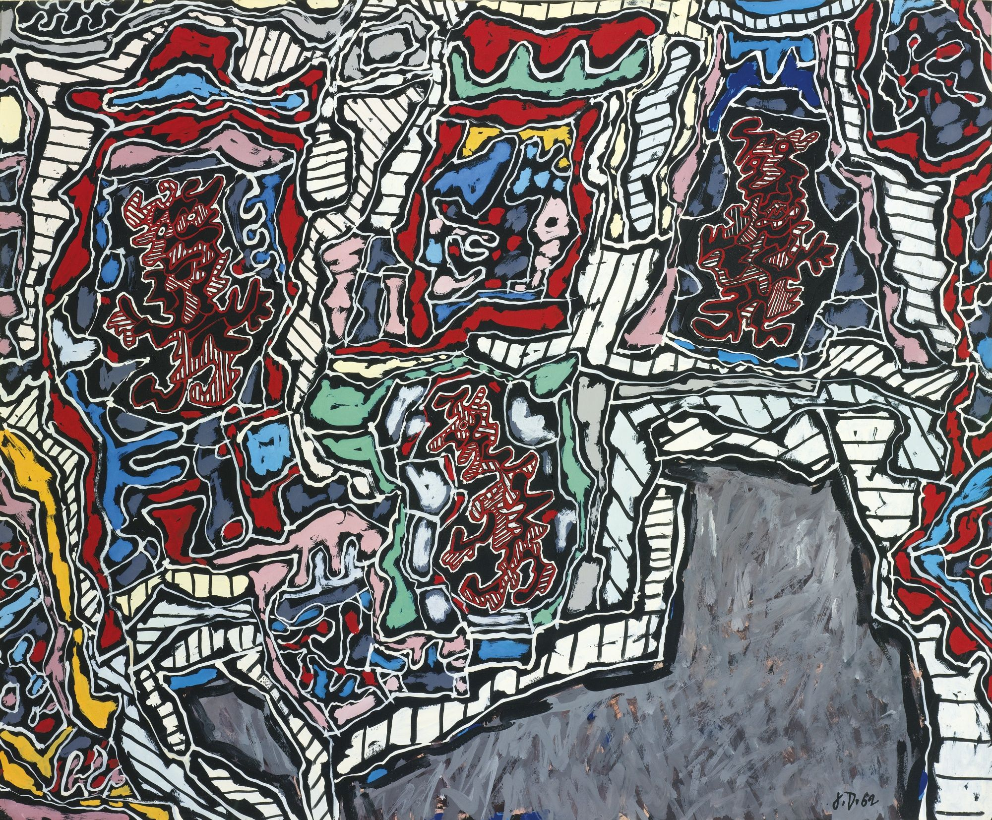 Jean Dubuffet | dubuffet and appel | Pinterest | Jeans and Jean ...