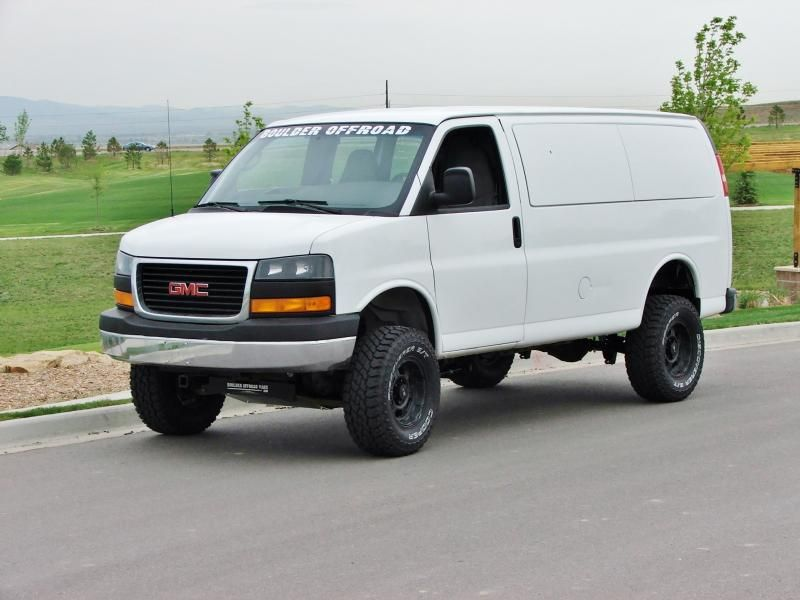 all wheel drive vans for sale