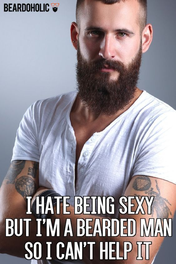 Pin on Best Beard Humor, Funny Quotes and Memes