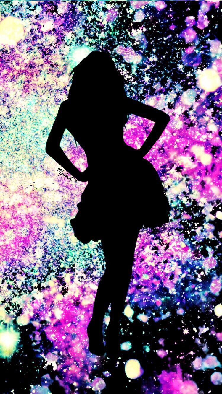 Galaxy Girl Wallpaper Galaxy Wallpaper Girl Wallpaper Wallpaper