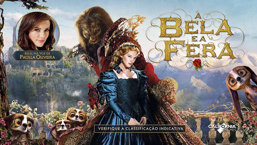 Filme A Bela E A Fera La Belle Et La Bete 2014 Bela E A Fera
