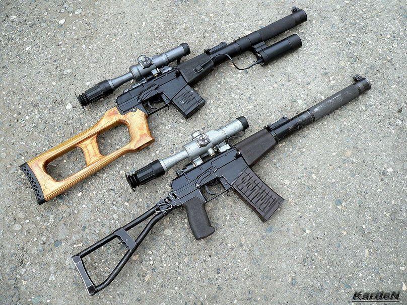 Au Val Bcc Vintorez Special Sniper Wallpaper 銃器 銃 ロシア