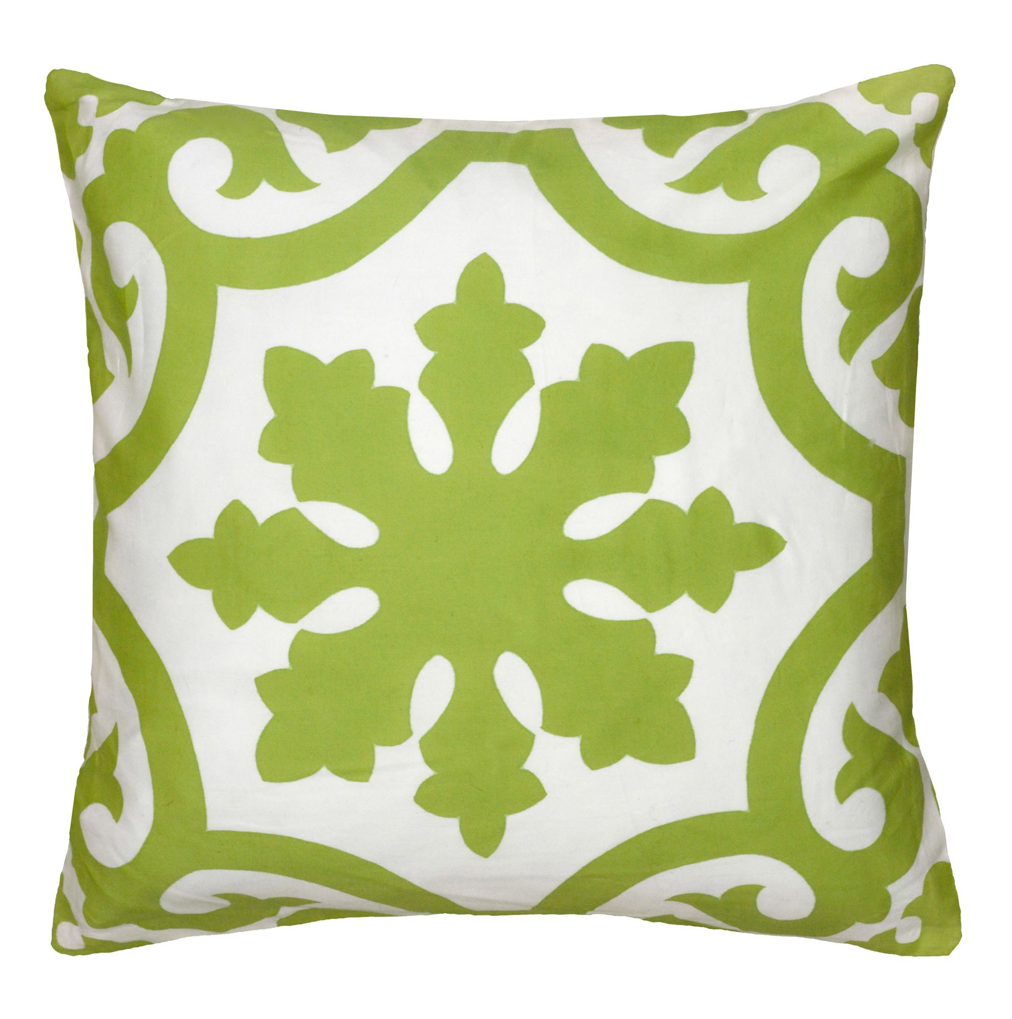 Pillow Cover w/ Hidden Zipper and Polyester Filler Insert | Rizzy Rugs | Home Gallery Stores
