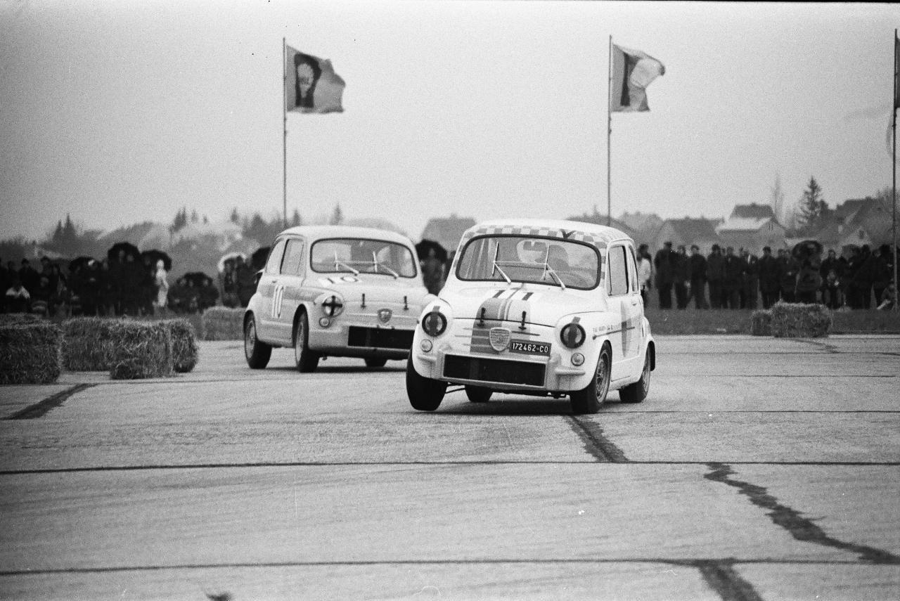 Flugplatzrennen Wien-Aspern für Automobile 1967
