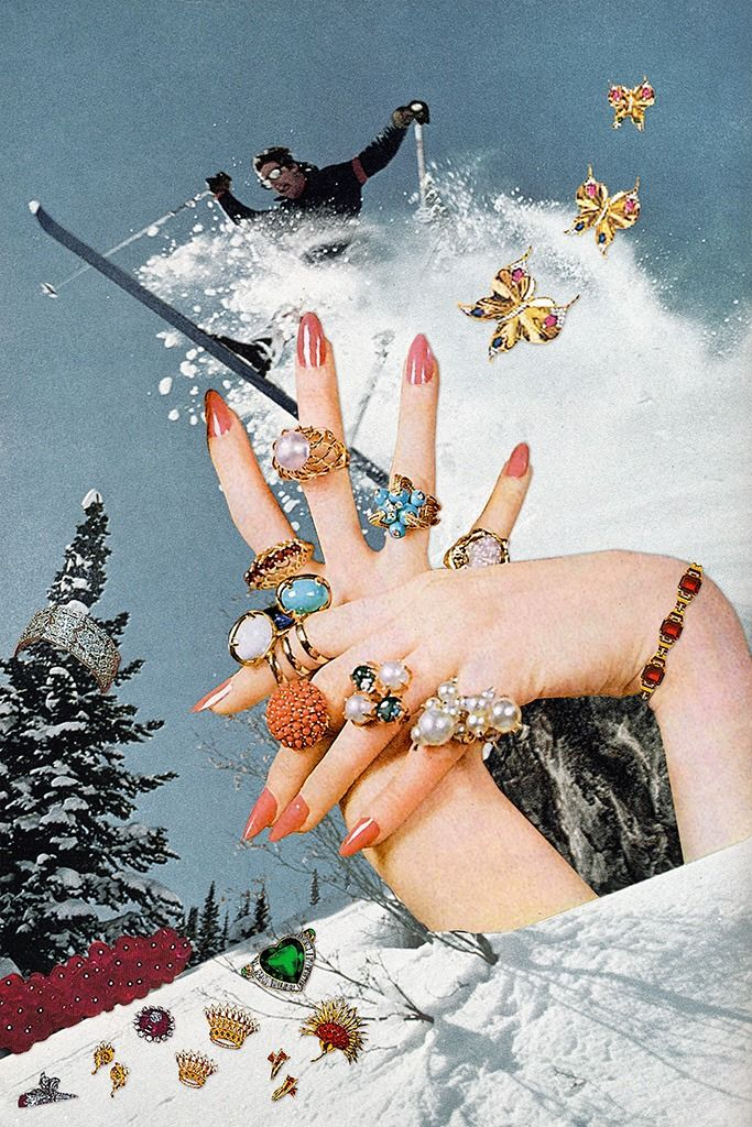 Material Hindrances by Eugenia Loli.