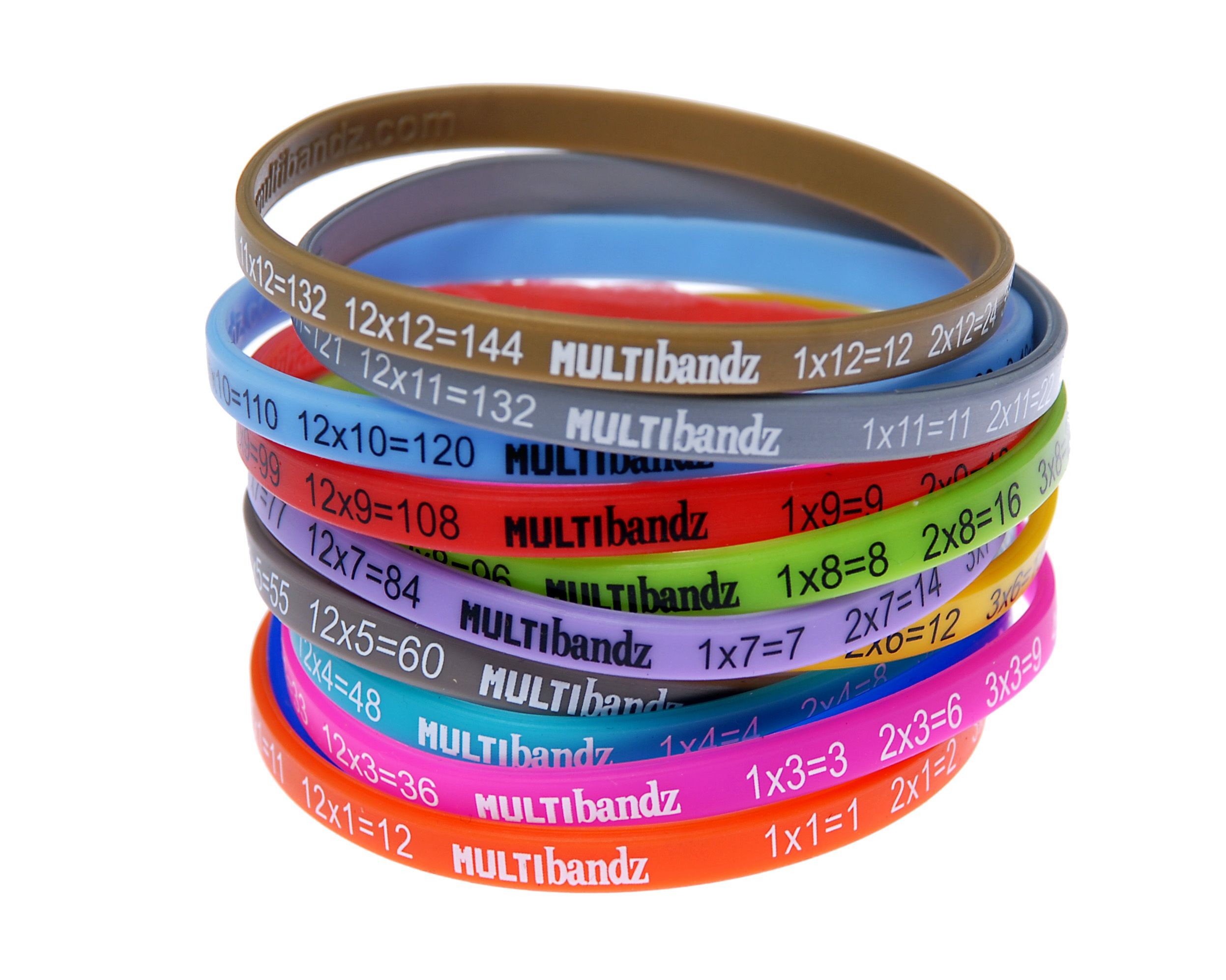 More Multibandz Great For Kids Learning Their Times