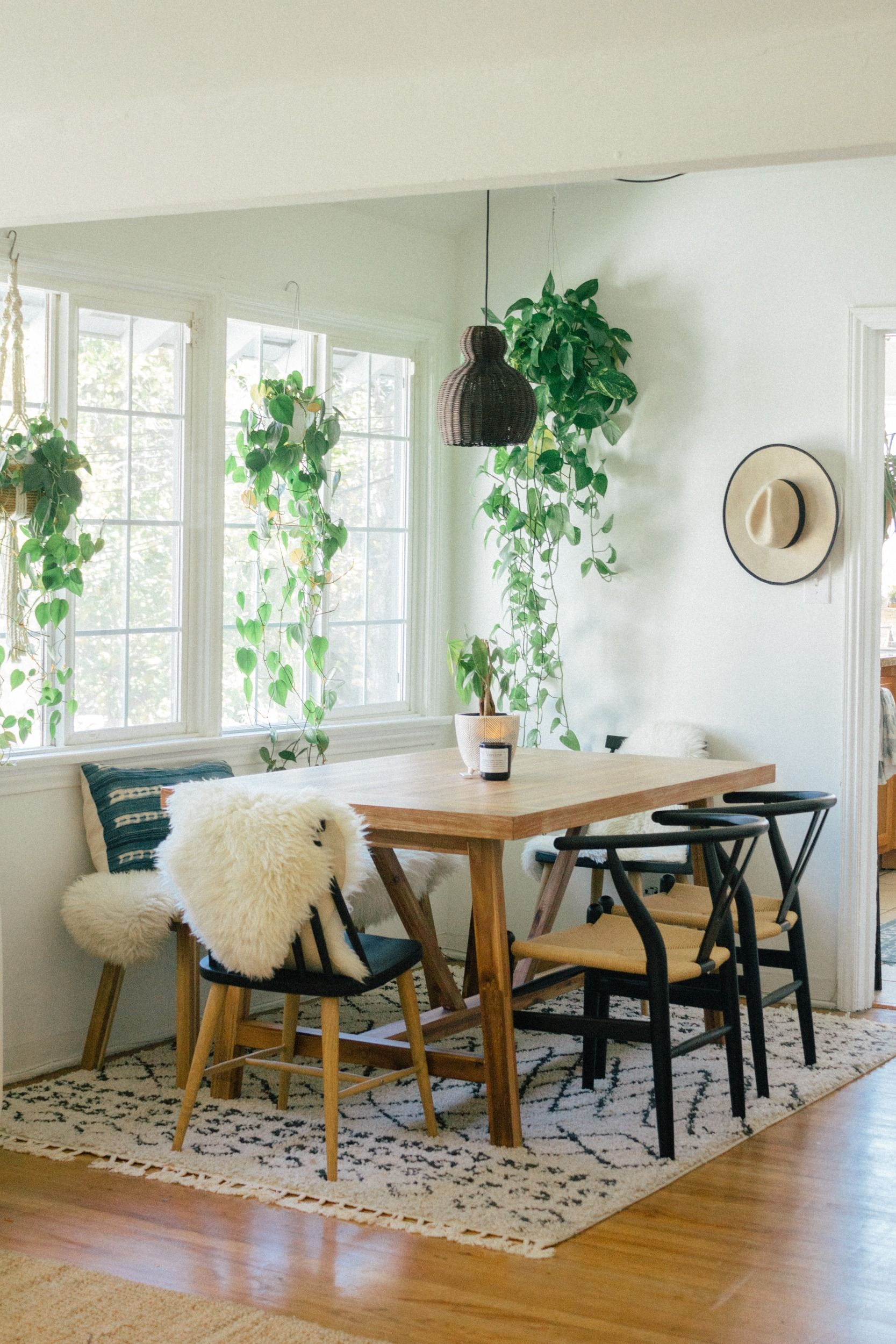 Sara Toufali S Boho Oasis Is A Lesson For Us All Dining Nook Room