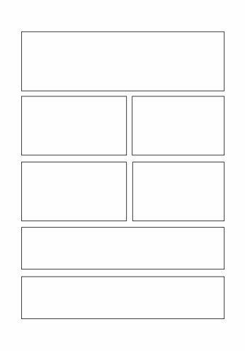 Ya Estan Disponibles Nuestras Primeras Plantillas En Blanco Con Vinetas Para C Comic Template Comic Book Layout Comic Layout