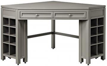 Martha Stewart Living™ Craft Space Corner Table   Martha Stewart Living™  Craft Space   Storage And Display