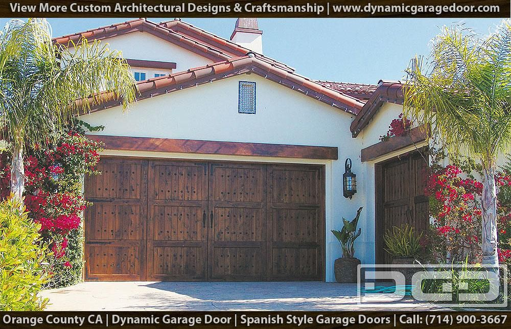 what kind of garage doors look good with tile roof - Google Search