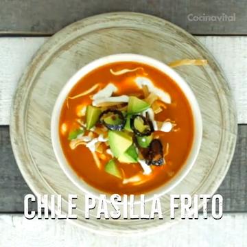 Receta de Sopa de tortilla tradicional - Cómo hace