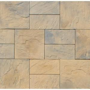 Nantucket Pavers Patio On A Pallet 10 Ft X 10 Ft X 1 5 In