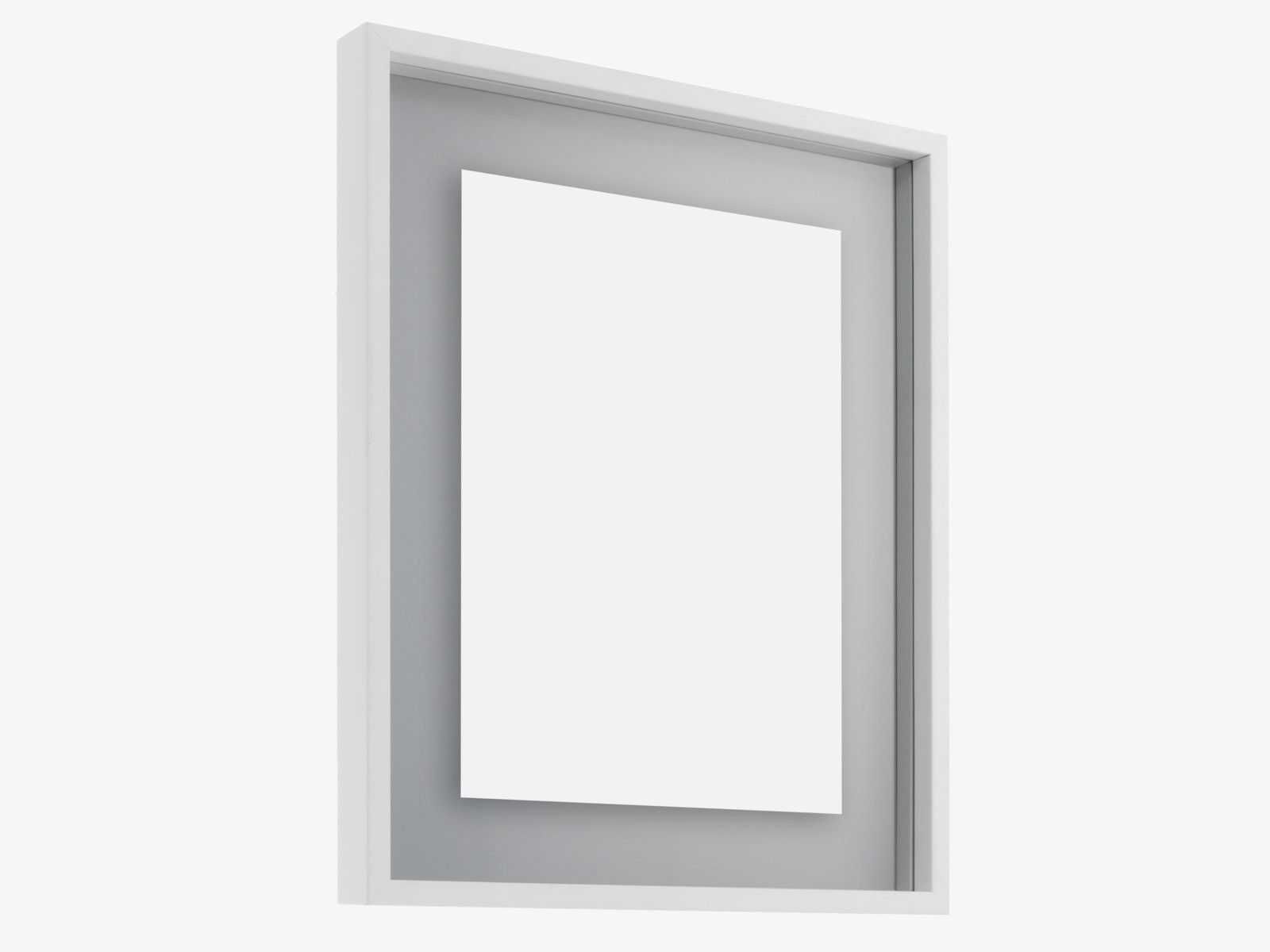 Monro 40 X 50cm 16 X 20 Reversible Floating Picture Frame Floating Picture Frames Picture Frames Wall Frames