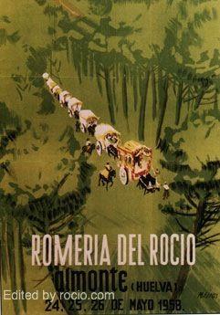 Carteles del Rocío | Rocio.com - 1958_std