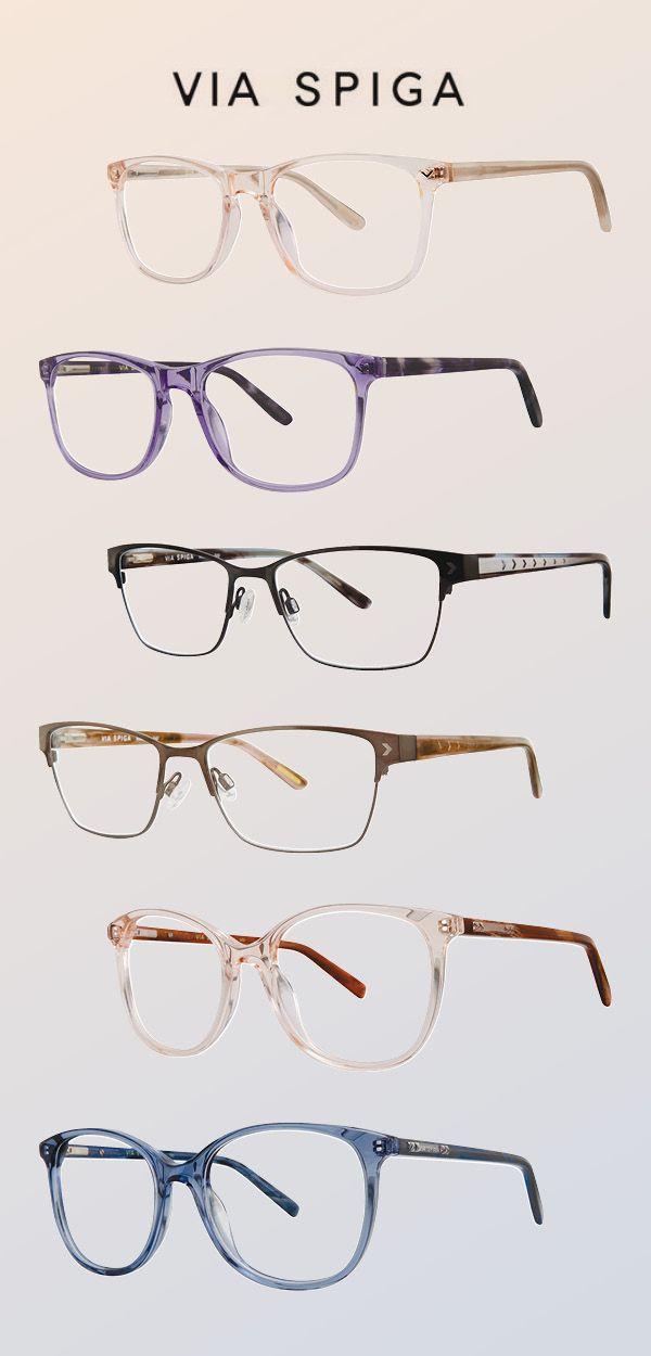 5b4e2f74bbe Heben Sie sich in Via Spiga Eyewear von der Masse ab