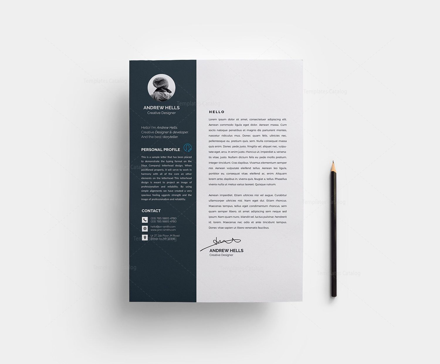 Resume Template with Modern Design - Resume design template, Resume template, Clean resume template, Resume, Templates, Resume template free - Resume Template  The perfect way to make the best impression  Strong typographic structure and very easy to use and customize    The resume have a very org