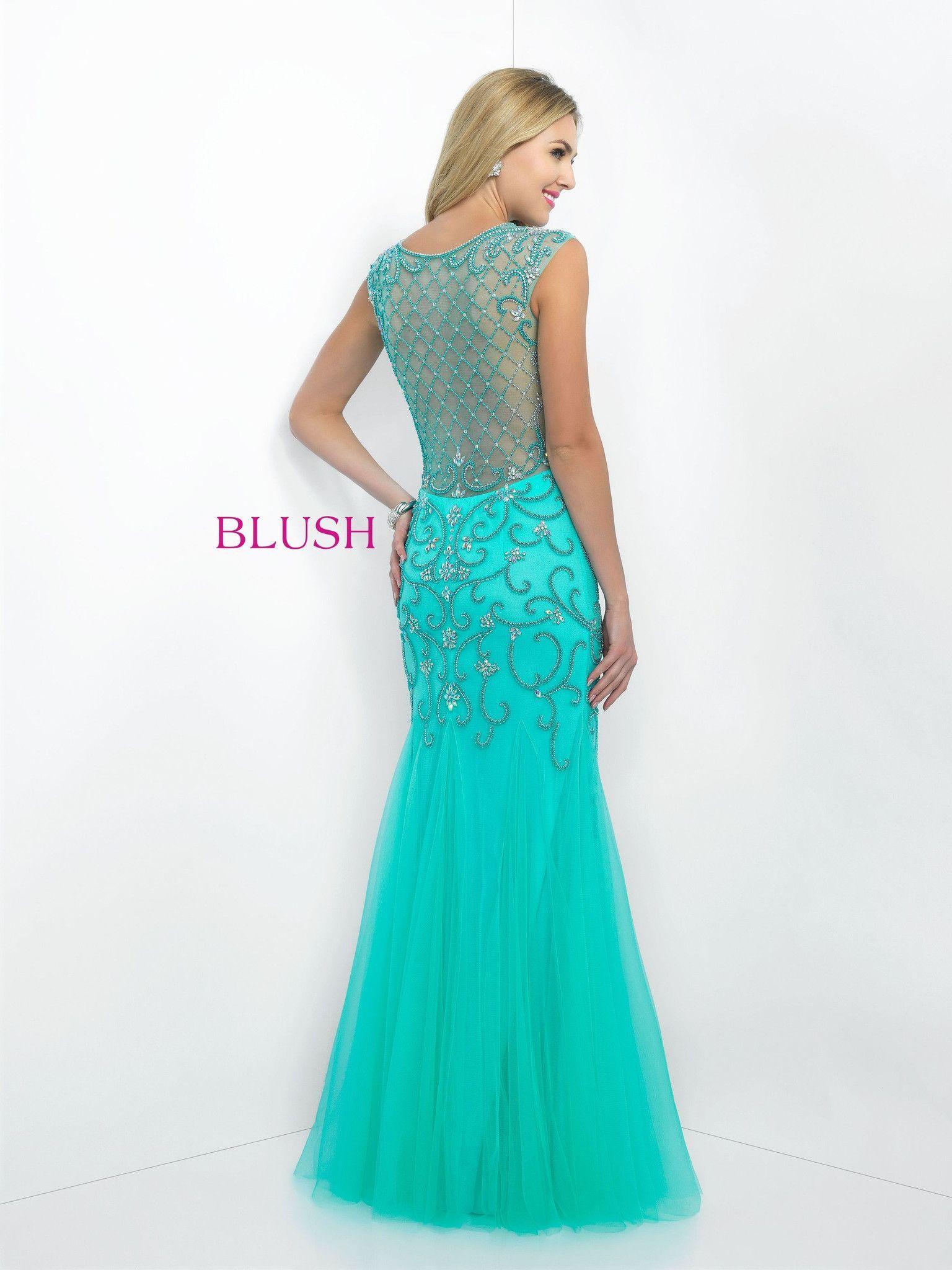 Blush Prom 11044 Spearmint | Prom | Pinterest | Blush prom and Prom