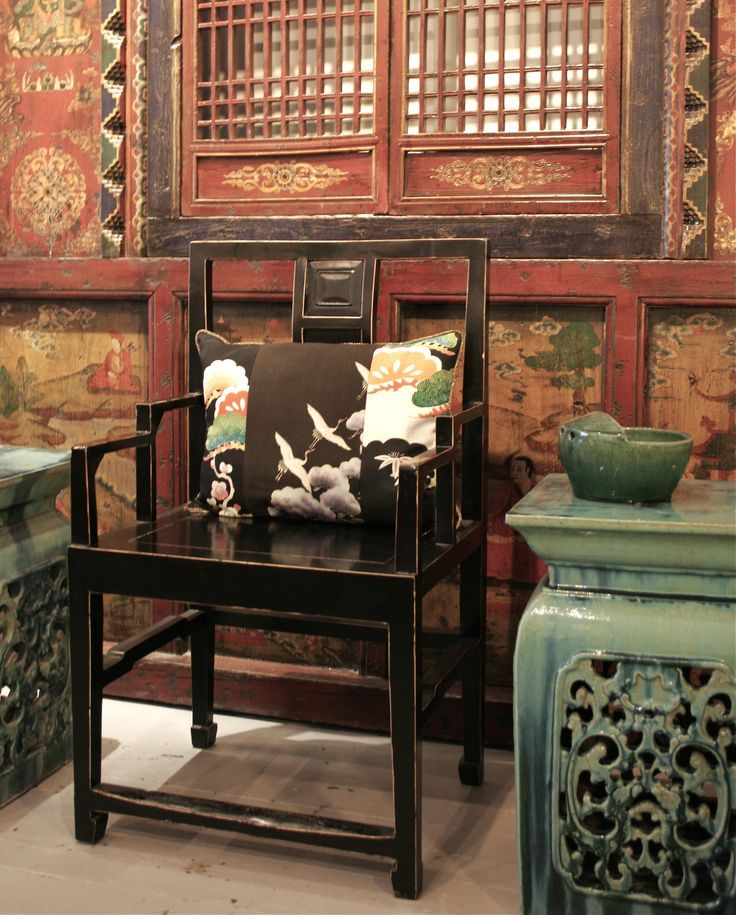 Oriental Chinese Interior Design Asian Inspired Foyer Home Decor