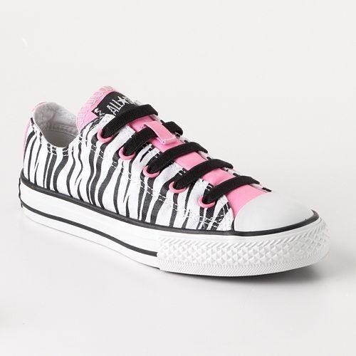 b2063f084241 Converse Chuck Taylor All Star Zebra Shoes Black Pink White Footwear  Footgear