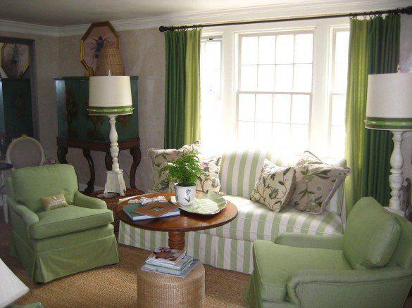 Bee living room