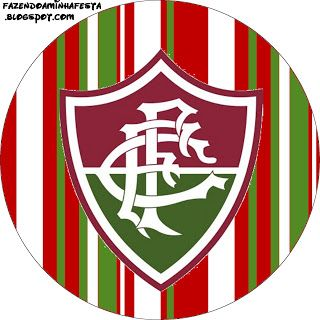 1e659afe85d1d Fluminense - Kit Completo com molduras para convites