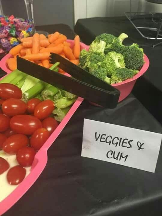 food sex parties