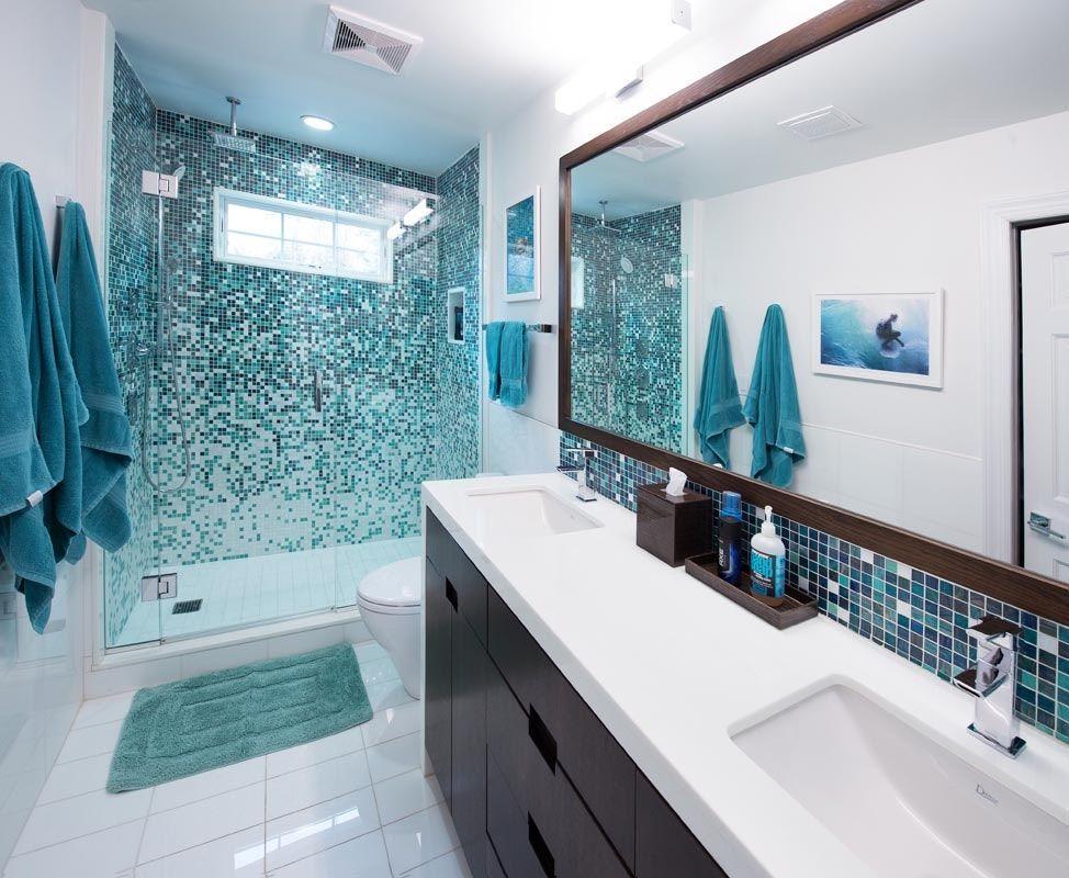 Lara Michelle Interiors - Boys Bathroom Renovation ...