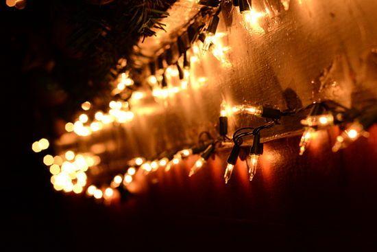 Put up Christmas Lights Outside | Christmas, Christmas lights and ...:13 Tips to Properly Hang Christmas Lights!,Lighting
