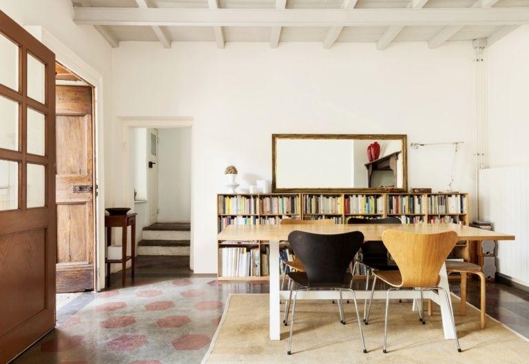 Anna rentals real estate gran canaria - blog - Retro interior - groovy baby! Modern retro dining room