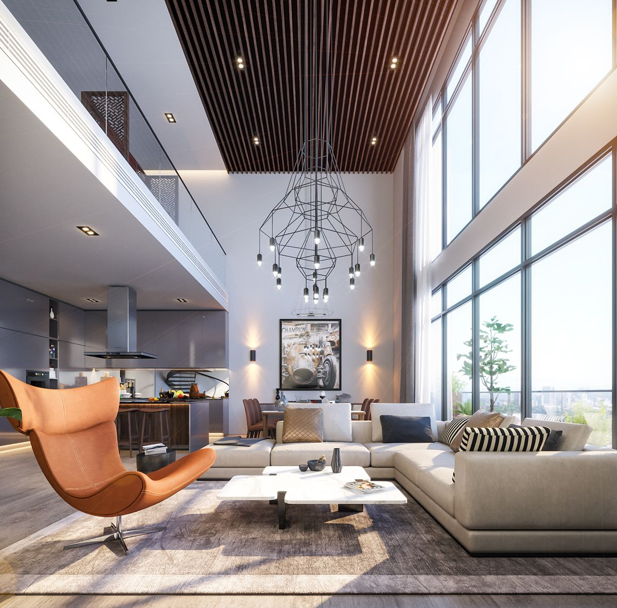 Living Room Design Modern