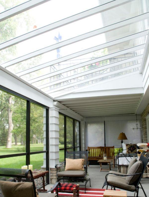 5 Unique Ideas For Amazing Ceiling Designs Sunroom Designs