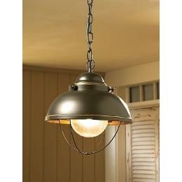 Grand River Lodge Fisherman S Pendant Light