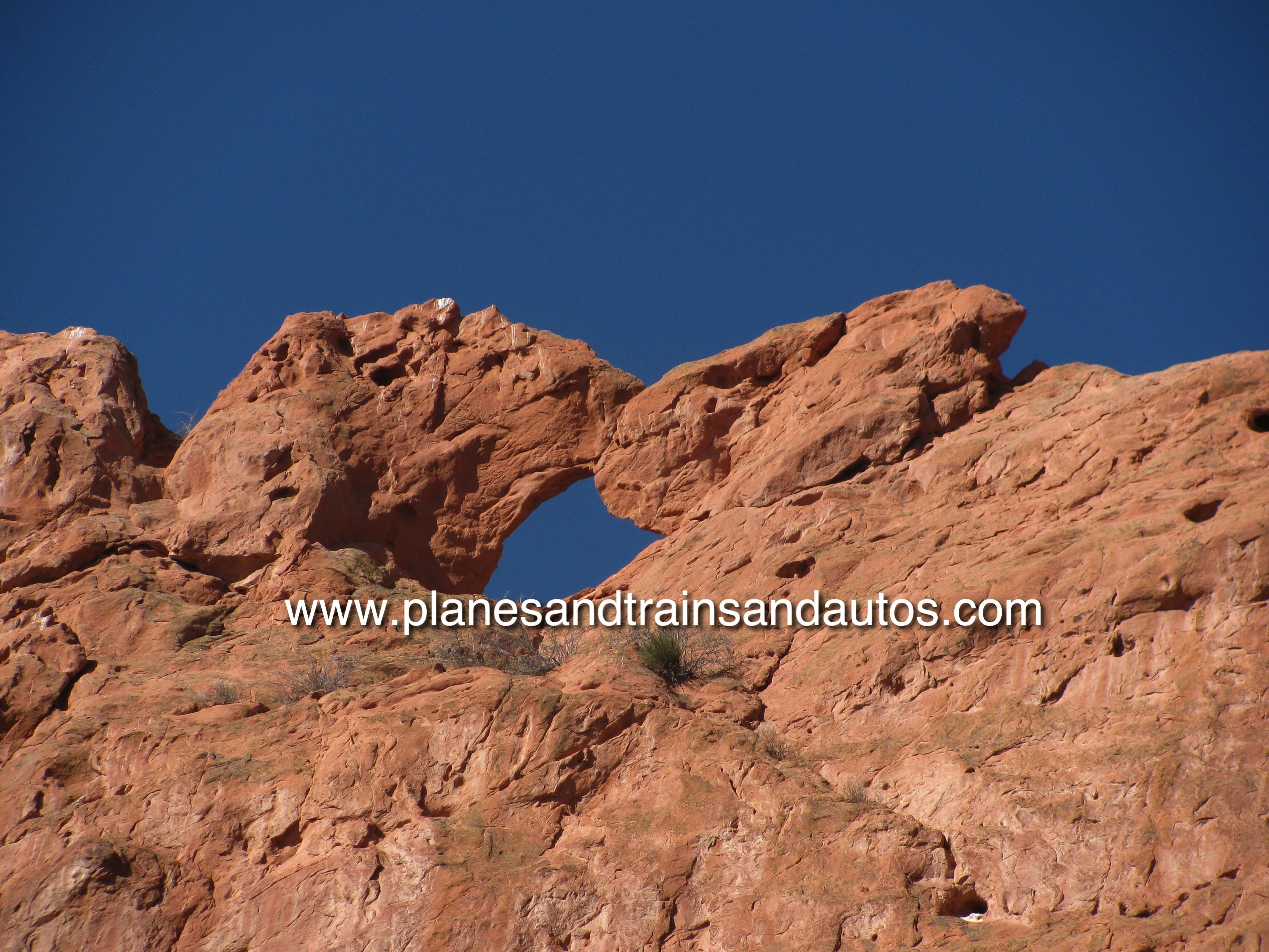 Kissing Camels In The Garden Of The Gods Discover