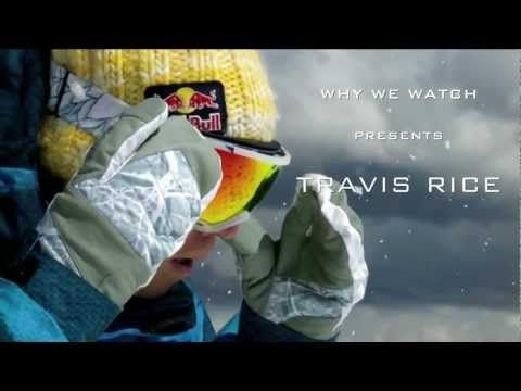"""Travis Rice: Snowboarding into the Future - Why We Watch, one of the best snowboarders in the world right now, Travis Rice has just gotten his series and movie """"The Art of Flight"""" onto Netflix, even if you're not a fan of snowboarding some of the camera work is really amazing"""