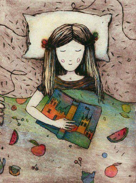 Цитаты про книги и чтение. Мотивация читать книги ...