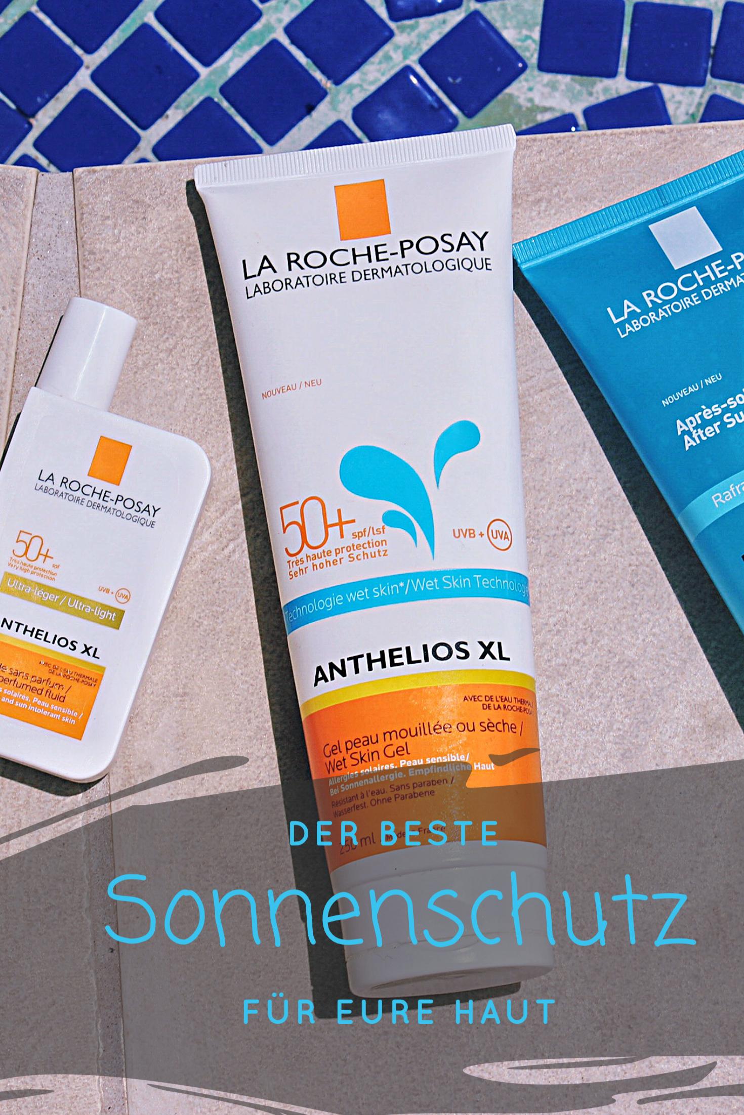 Meine Erfahrungen Mit Dem Sonnenschutz Von La Roche Posay Roche Posay Beauty Tipps Und Gesicht Produkte