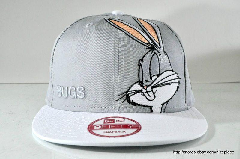 5c00fce538a30 SPENCER S NEW ERA 「BUGS BUNNY」 9Fifty Snapback CAP