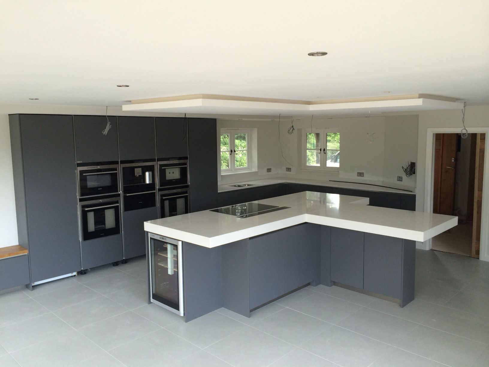 Pin By Black Rok Kitchen Design On Open Plan Kitchens | Pinterest |  Handleless Kitchen, Open Plan Kitchen And Open Plan