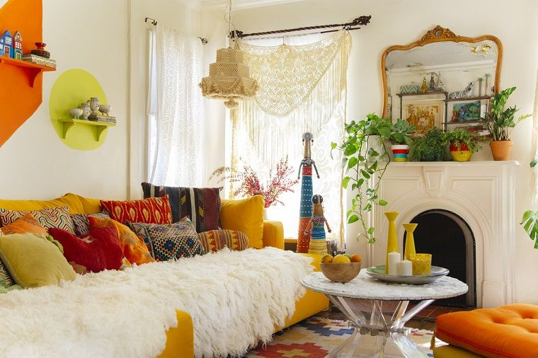 Casa Stile Hippie : Come ottenere una casa davvero bohémien in mosse