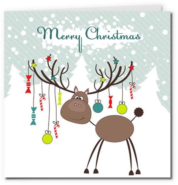 christmas cards drawn by kids - Google zoeken   Kerstknutsels ...