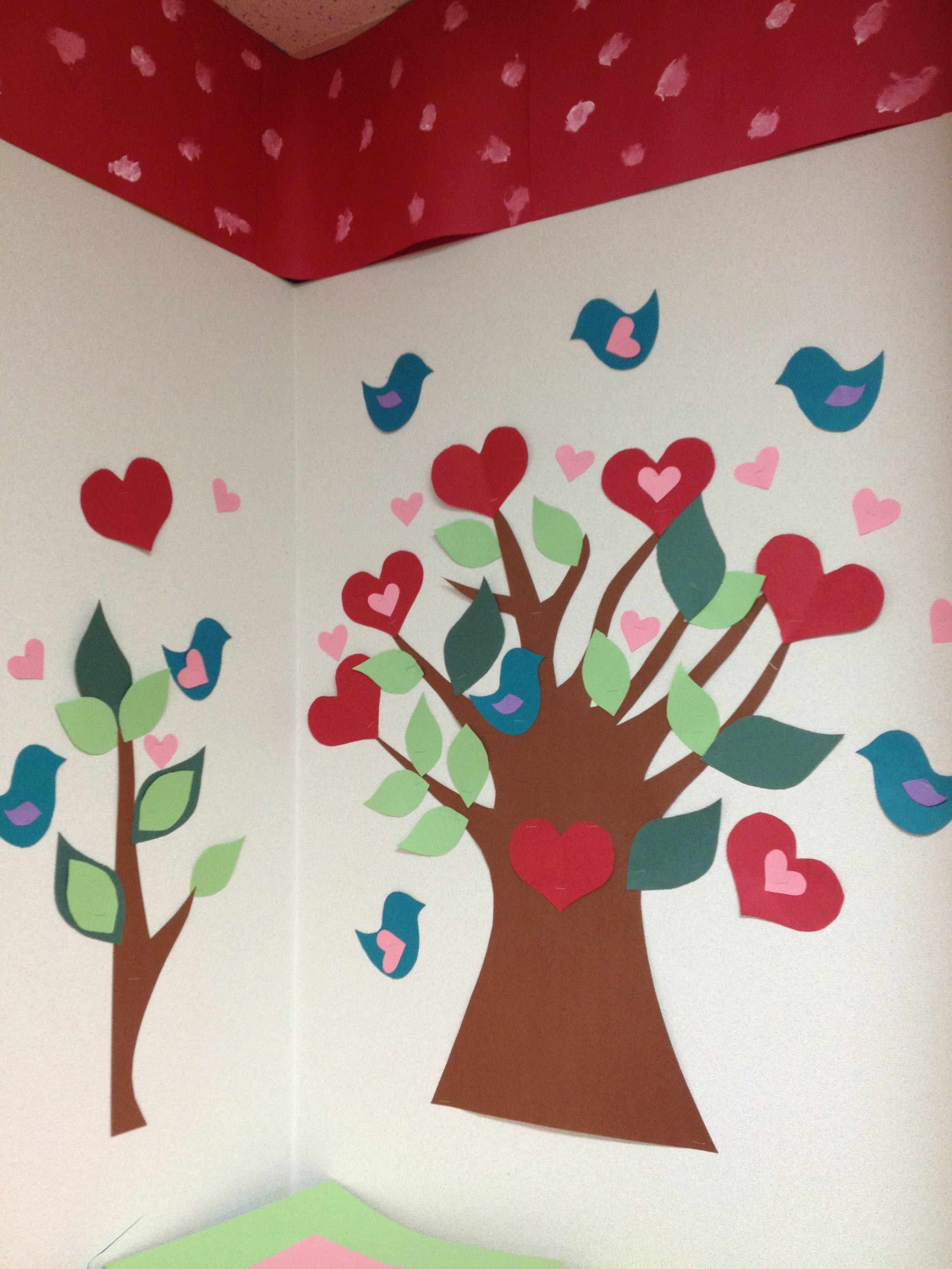 Valentines Arts And Crafts Preschool