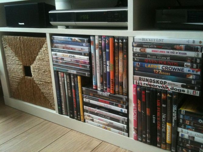 Superior Find And Save Ideas About Dvd Storage Solutions On Pinterest. | See More  Ideas About
