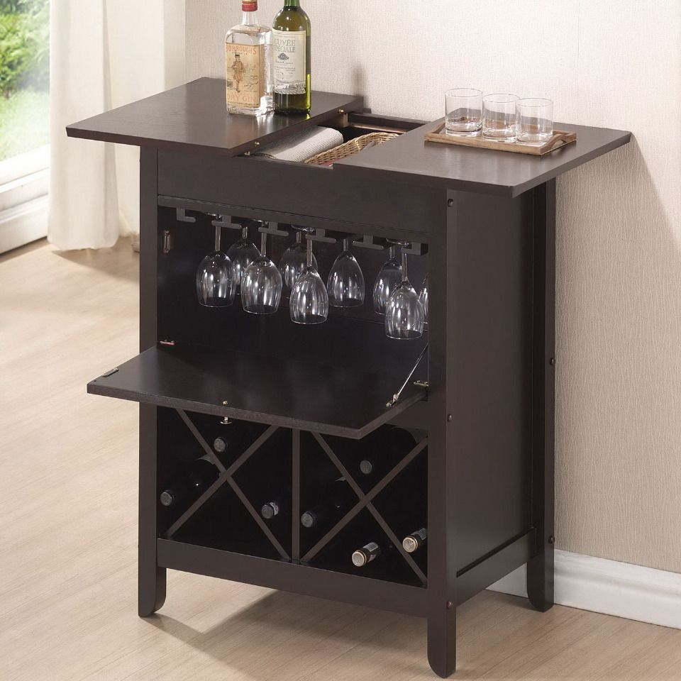 Wine Rack Tuscany Modern Dry Bar And Cabinet
