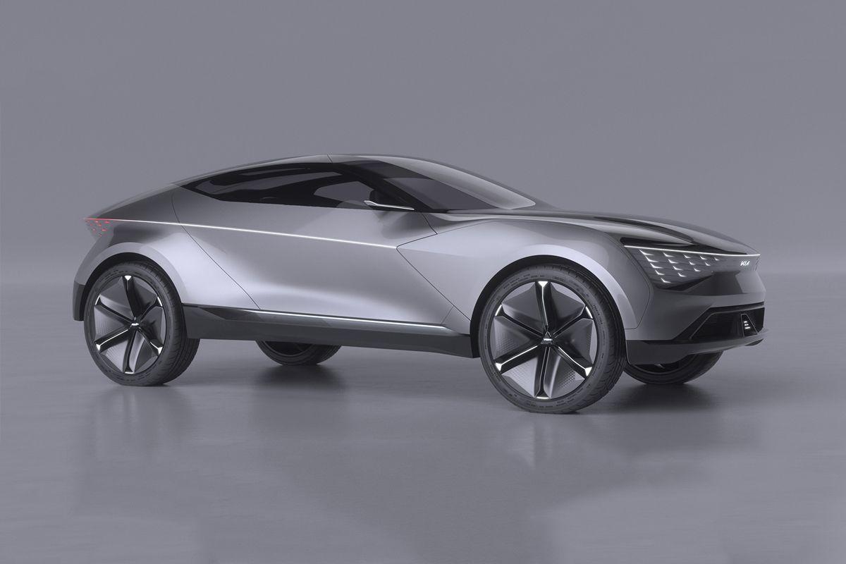 KIA Unveils Futuron All-Wheel-Drive SUV Coupe Concept — urdesignmag