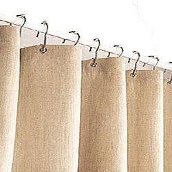 Hemp Shower Curtain Curtains Shower Curtain Cotton Shower Curtain