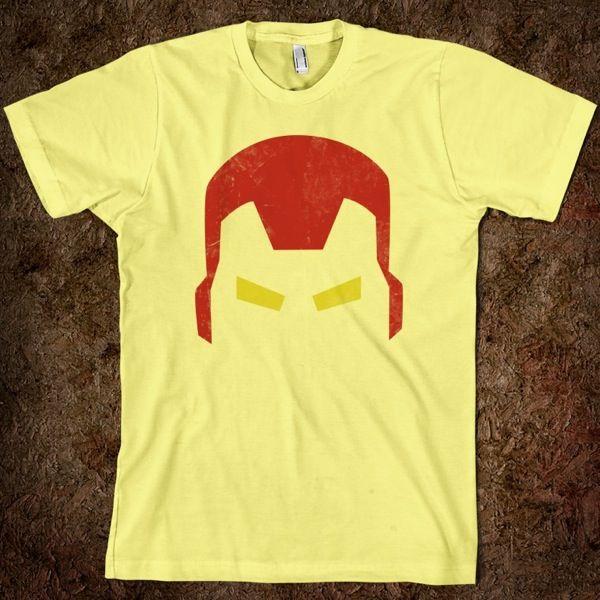 Estampa minimalista para camisetas.