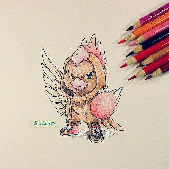 Cute Colored Pencil Drawing Pokemon Pinterest Pokemon