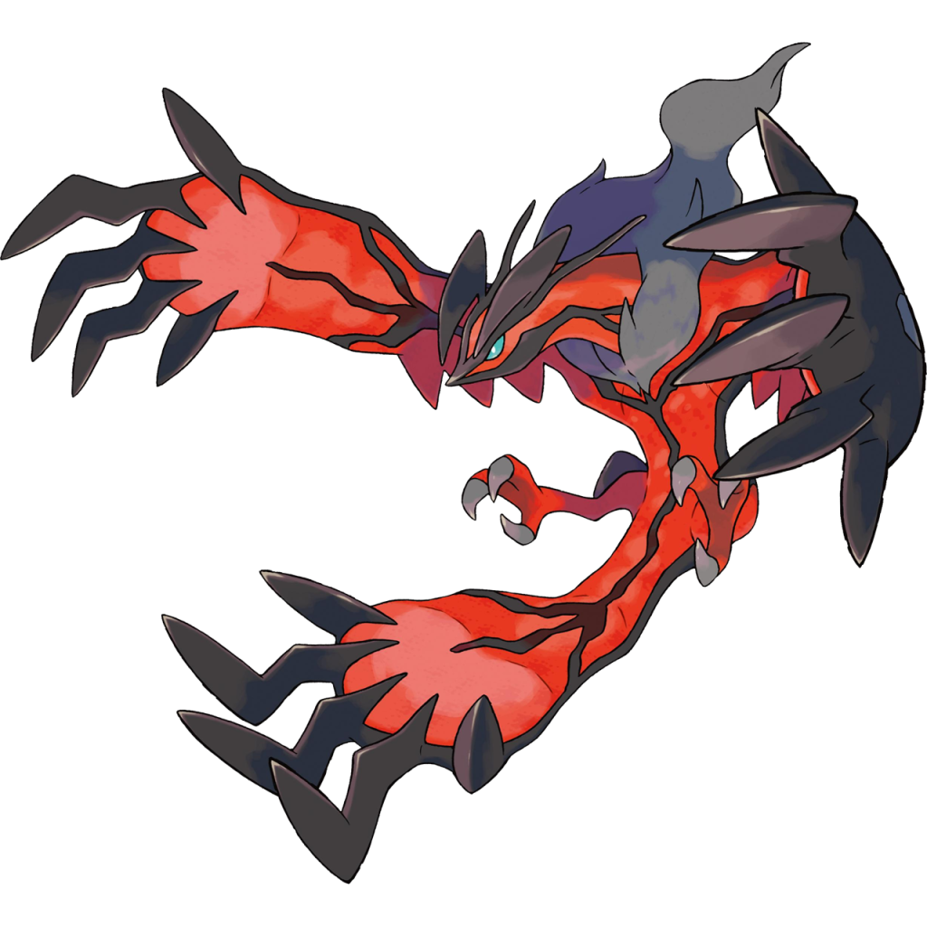 Yveltal Pokemon X And Y The Pokemasters Pokemon Community Pokemon X Pokemon Pokemon Pokedex