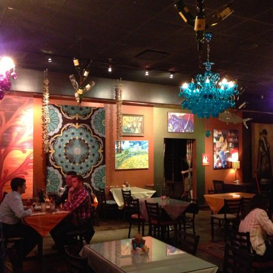 Dizzy S Gypsy Bistro Little Rock Ar Traverse360 Restaurants Upscale
