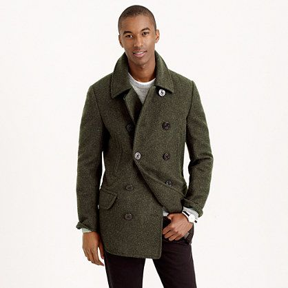 Olive crew Peacoat Green With J Dock Thinsulate ExIrwE6